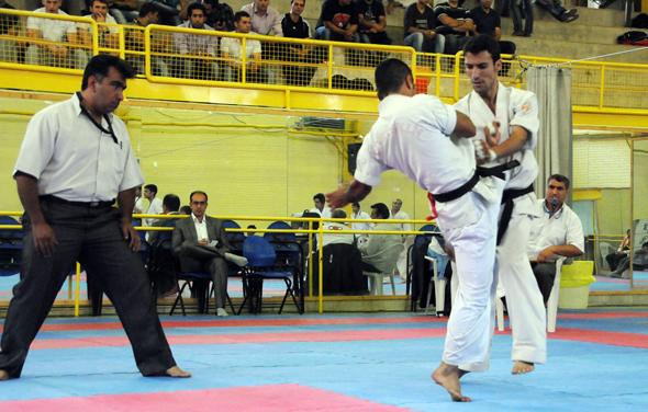 عکسهای نوشته کاراته کیوکوشین کاراته فرهمند